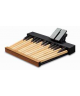 VISCOUNT PEDALIERA MIDI 27 NOTE RADIALE E/O PARALLELA PIANA