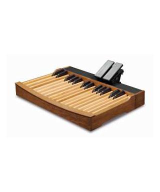 VISCOUNT PEDALIERA MIDI 30 NOTE DIRITTA PIANA