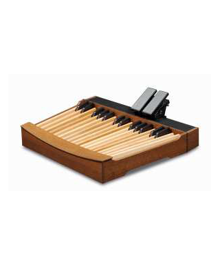 VISCOUNT PEDALIERA MIDI 30 NOTE RADIALE CONCAVA