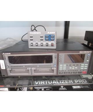 ALESIS ADAT HD24 REGISTRATORE DIGITALE+REMOTE CONTROL