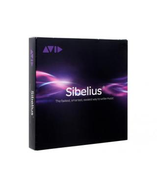 AVID SIBELIUS Ann.Upg.+ Supp.Plan Ren x Sibelius