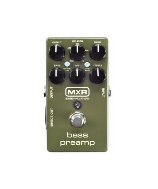 Mxr M81 Bass Preamp