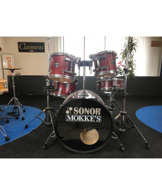 SONOR SONIC PLUS WINE RED