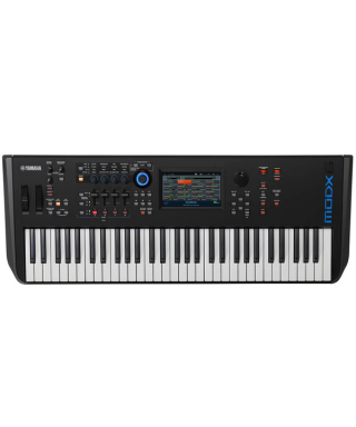 YAMAHA MODX6IT PRODUCTION SYNTHESIZER