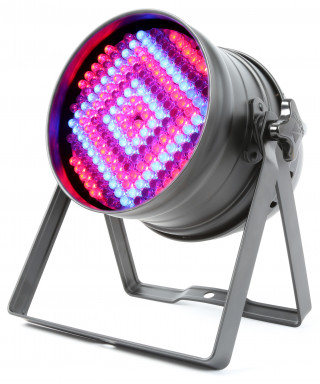 BEAMZ LED PAR 64 176 X 10MM RGB DMX