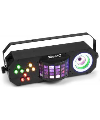 BEAMZ LightBox 3 Party effect 3in1 DMX