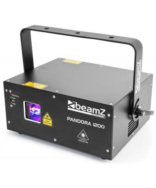BEAMZ PANDORA 1200 TTL LASER RGB