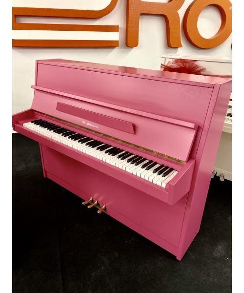 W. GOTZMANN PIANOFORTE VERTICALE ROSA SATINATO