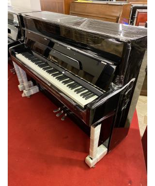 PIANOFORTE VERTICALE W. GÖTZMANN L112T NERO LUCIDO
