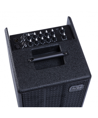 ACUS ONE FORSTRINGS 5T BLK