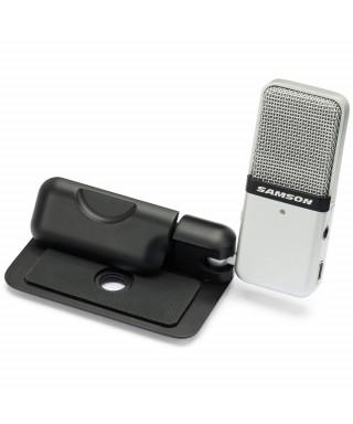 Samson GO MIC - Microfono a Condensatore USB - Portatile