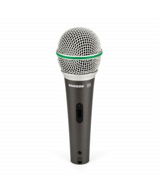 Samson Q6 - Microfono Dinamico - Palmare - Supercardioide