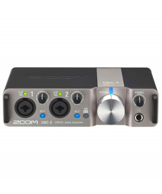 Zoom UAC-2 - Interfaccia audio/MIDI 2In/2Out - USB 3.0