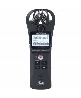 Zoom H1n - registratore palmare stereo digitale