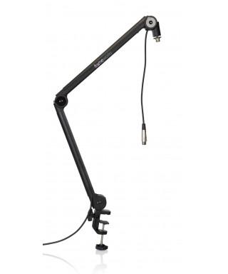 Gator GFWMICBCBM3000 - braccio desk deluxe a morsetto per microfono
