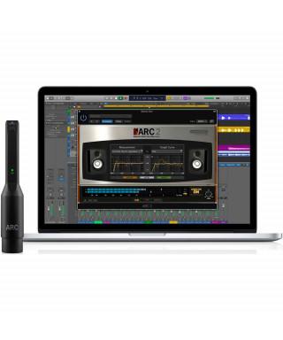 IK Multimedia ARC System 2.5/3.0 - sistema di correzione acustica per MAC e PC