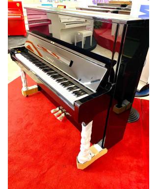 PIANOFORTE VERTICALE YAMAHA U1H NERO LUCIDO