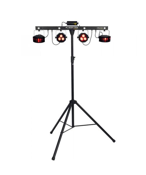 algam lighting florida-bar set illuminazione par led ...