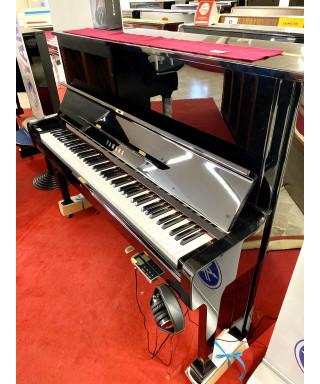 PIANOFORTE VERTICALE YAMAHA U1H + SILENT.
