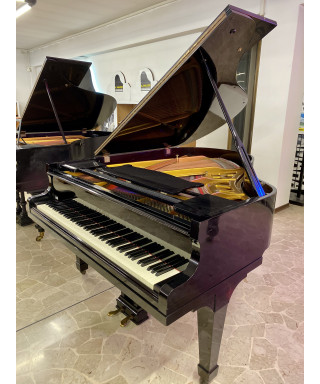 PIANOFORTE MEZZA CODA KAWAI MOD. NO 500 NERO LUCIDO