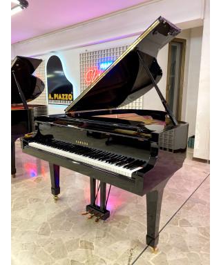 PIANOFORTE MEZZA CODA YAMAHA MOD. C3 NERO A NOLEGGIO