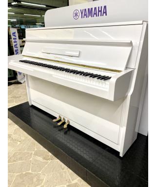 PIANOFORTE VERTICALE YAMAHA MOD. M1 BIANCO LUCIDO