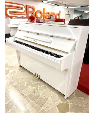 PIANOFORTE VERTICALE KAWAI CE7 BIANCO LUCIDO