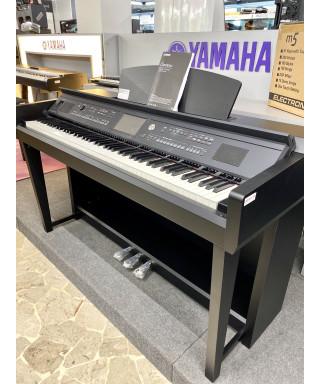 YAMAHA CVP-605BK