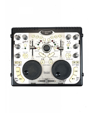 CONTROLLER HERCULES DJ CONTROL STEEL