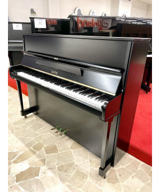PIANOFORTE VERTICALE ELSTEL NERO SATINATO