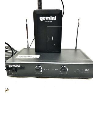 GEMINI VHF-02 + VHF-04BP
