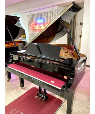 PIANOFORTE MEZZA CODA YAMAHA MOD. C3 NERO LUCIDO CENTENARIO