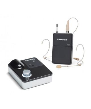 SAMSON XPDM - HEADSET DIGITAL WIRELESS SYSTEM - 2.4 GHZ