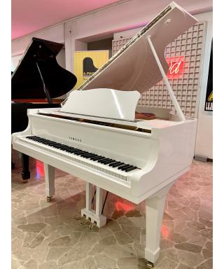 PIANOFORTE MEZZA CODA YAMAHA Mod. G2 BIANCO LUCIDO
