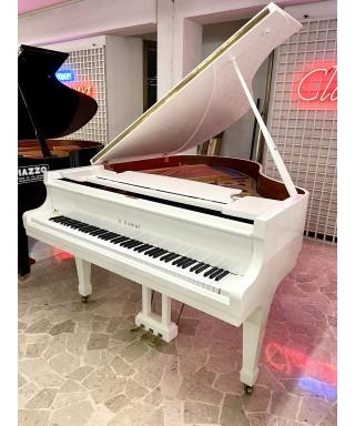 PIANOFORTE MEZZA CODA KAWAI MOD. KG2 BIANCO LUCIDO