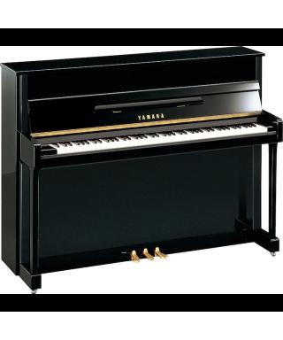 PIANOFORTE VERTICALE YAMAHA MOD. B2EPE NERO LUCIDO