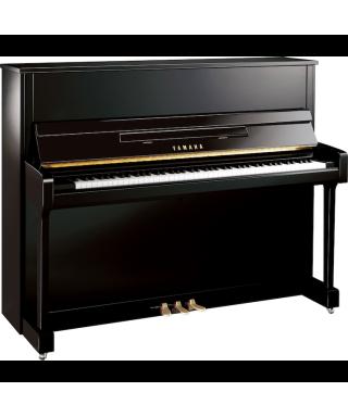 PIANOFORTE VERTICALE YAMAHA MOD. B3EPE NERO LUCIDO