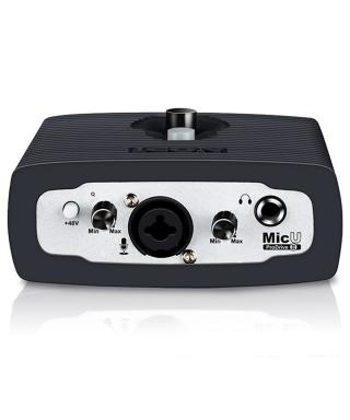 ICON MICU (PRO DRIVEIII) - INTERFACCIA AUDIO USB 2.0