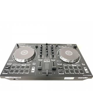 ROLAND DJ-202 + IMBALLO + SERATO PRO