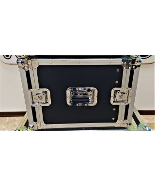 MONTARBO FC-8U   FLIGHT CASE 8 UNITA'RACK