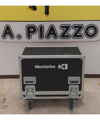 MONTARBO FLIGHT CASE PER FIRE 10A