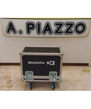 MONTARBO FLIGHT CASE PER FIVEO D8A
