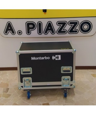MONTARBO FLIGHT CASE PER FIVEO D10A