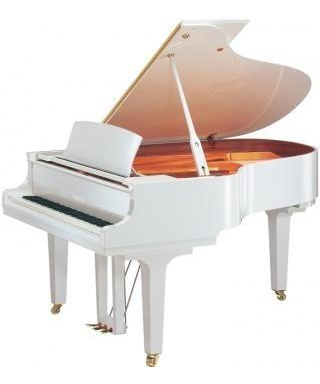 PIANOFORTE MEZZA CODA YAMAHA MOD. C3XPWH BIANCO LUCIDO