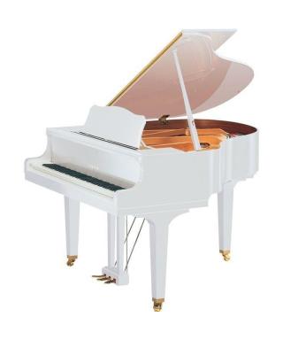 PIANOFORTE MEZZA CODA YAMAHA MOD. C5XPWH BIANCO LUCIDO