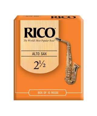 CONF. 10 ANCE RICO RJA1025 SAX ALTO 2,5