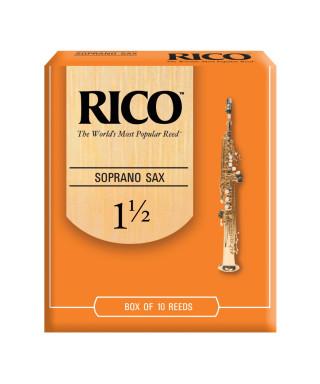 CONF. 10 ANCE RICO RIA1015 SAX SOPRANO 1,5