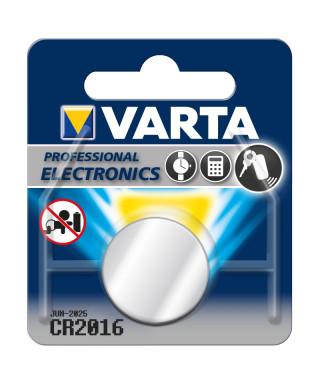 BATTERIA AL LITIO VARTA CR2016