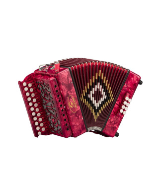 ORGANETTO SOUNDSATION SAC-2108CG-RD 8B 21K ROSSO G/C  SOL/DO