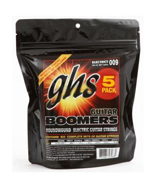 SET 5 MUTE GHS GBXL-5PACK